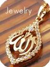 Allah pendants