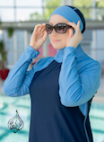 alsharifa burqini burkini islamic swimsuit for women