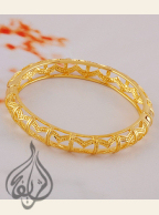 Gold-plated Bangle [BGL-400]
