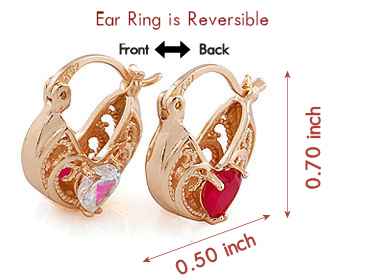 islamic ear ring