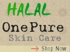 islamic certified halal skin care products