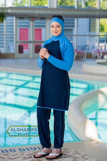 islamic swimsuits for women photo - alsharifa