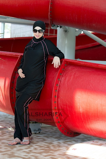 islamic swimsuit burkini photo - alsharifa
